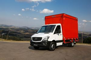 Mercedes-Benz Sprinter Chassis 2016 года (BR)