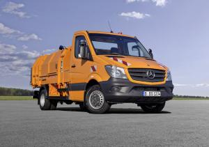 2016 Mercedes-Benz Sprinter Road Service