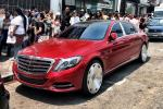 Mercedes-Maybach S600 by RDB LA on Forgiato Wheels (Fiore-M) 2016 года