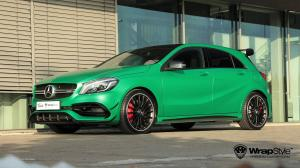 Mercedes-AMG A35 4Matic Edition 1 2018 года (WW)