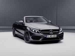 2017 Mercedes-AMG C43 4Matic Cabriolet Night Edition