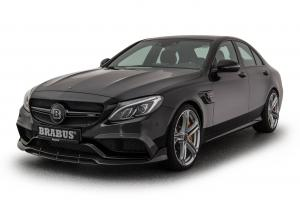 Mercedes-AMG C63 600 by Brabus 2017 года