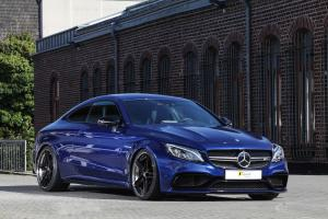 Mercedes-AMG C63 Coupe by Schmidt Revolution 2017 года