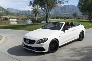 2017 Mercedes-AMG C63 S Cabriolet on Forgiato Wheels (Sincto-ECL)