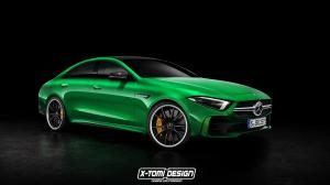 2017 Mercedes-AMG CLS63 by X-Tomi Design