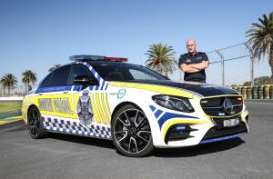 2017 Mercedes-AMG E43 4Matic Police