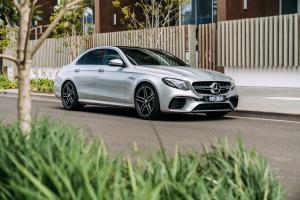 2017 Mercedes-AMG E63 4Matic+