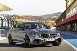 Mercedes-AMG E63 S 4Matic 2017 года (WW)