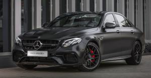 Mercedes-AMG E63 S 4Matic+ Edition 1