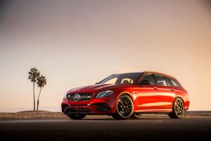 2017 Mercedes-AMG E63 S 4Matic+ Estate