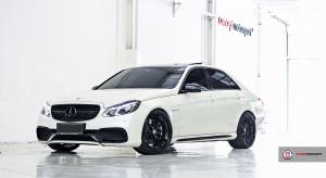 2017 Mercedes-AMG E63 by Concept Motorsport on HRE Wheels (S204)