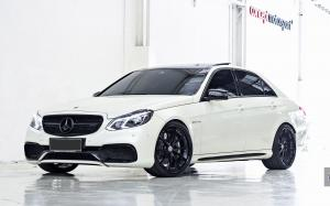 Mercedes-AMG E63 by Concept Motorsport on HRE Wheels (S204) 2017 года