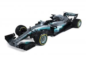 2017 Mercedes-AMG F1 W08 EQ Power+