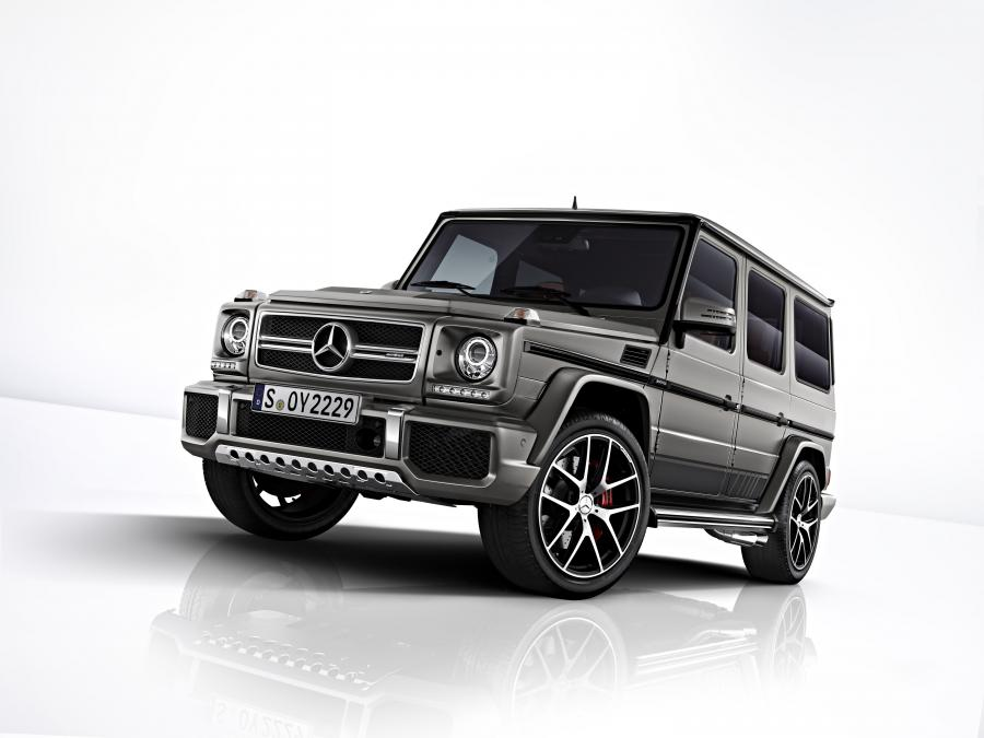 2017 Mercedes-AMG G63 Exclusive Edition