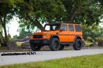 Mercedes-AMG G63 Fire Orange on ADV.1 Wheels (ADV08) 2017 года