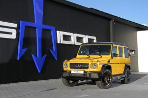 Mercedes-AMG G63 RS 850 by Posaidon 2017 года