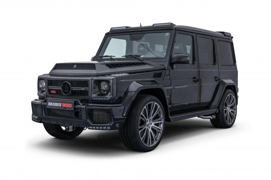 2017 Mercedes-AMG G65 900 One of Ten by Brabus