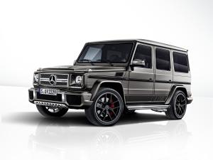 2017 Mercedes-AMG G65 Exclusive Edition