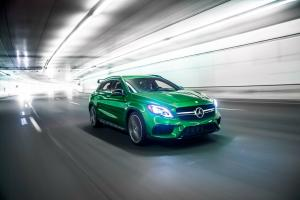 2017 Mercedes-AMG GLA45 4Matic