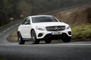 2017 Mercedes-AMG GLC43 4Matic Coupe
