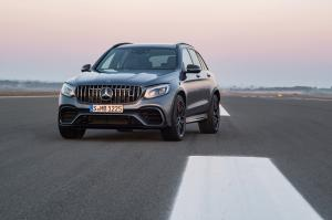 Mercedes-AMG GLC63 S 4Matic+ 2017 года