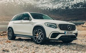 Mercedes-AMG GLC63 S 4Matic+ 2017 года (UK)