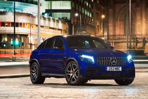 2017 Mercedes-AMG GLC63 S 4Matic+ Coupe