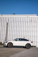 Mercedes-AMG GLC63 S 4Matic+ Coupe 2017 года (WW)