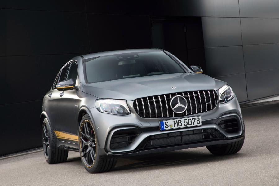 Mercedes-AMG GLC63 S 4Matic+ Coupe Edition #1