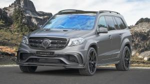 Mercedes-AMG GLS63 4Matic by Mansory 2017 года (UK)