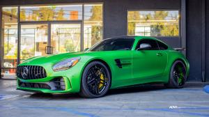 2017 Mercedes-AMG GT R on ADV.1 Wheels (ADV05 TRACK SPEC)