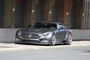 2017 Mercedes-AMG GT S RXR One by IMSA