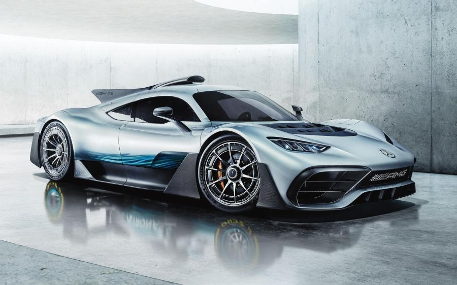 Mercedes-AMG Project ONE '2017