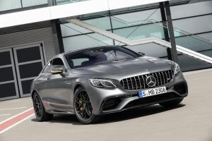 2017 Mercedes-AMG S63 4Matic+ Coupe Yellow Night Edition