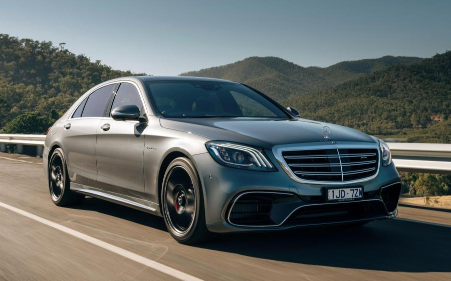 Mercedes-AMG S63 4Matic+ Lang