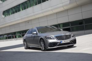 Mercedes-AMG S63 4Matic+ Lang 2017 года (WW)