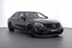 Mercedes-AMG S63 700 Biturbo by Brabus 2017 года