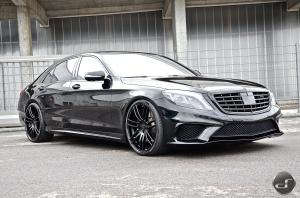 2017 Mercedes-AMG S63 Black Series Built by DS Automobile