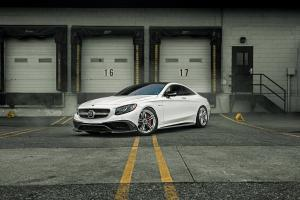 Mercedes-AMG S63 Coupe by Brabus and Driving Emotions Motorcar 2017 года