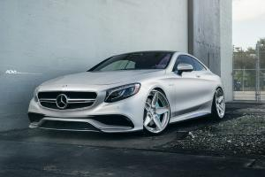 2017 Mercedes-AMG S63 Coupe on ADV.1 Wheels (ADV5S TRACK SPEC CS)