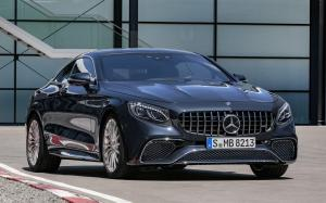 Mercedes-AMG S65 Coupe 2017 года