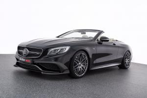 Mercedes-AMG S65 Rocket 900 Cabrio by Brabus 2017 года