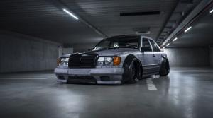 2017 Mercedes-Benz 200 E by Tom Mays