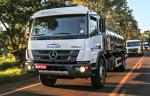 Mercedes-Benz Atego 1719 Tanker 2017 года