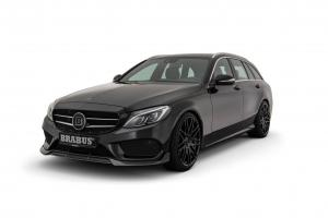 Mercedes-Benz C-Class Estate by Brabus 2017 года
