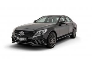 2017 Mercedes-Benz C-Class by Brabus