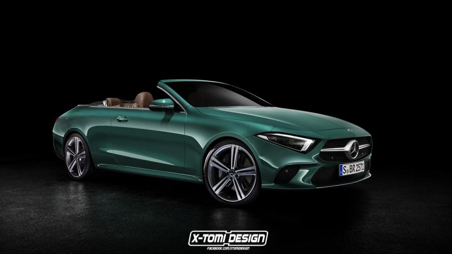 Mercedes-Benz CLS-Class Cabriolet by X-Tomi Design '2017