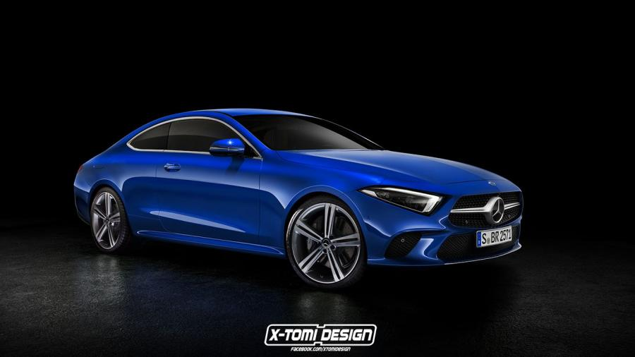 Mercedes-Benz CLS-Class Coupe by X-Tomi Design '2017