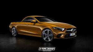 2017 Mercedes-Benz CLS-Class Pickup by X-Tomi Design