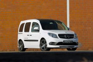 Mercedes-Benz Citan by PM Vansports